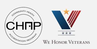 CHAP and Veterans Logo