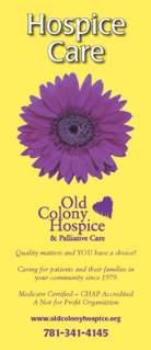 Hospice Care Brochure