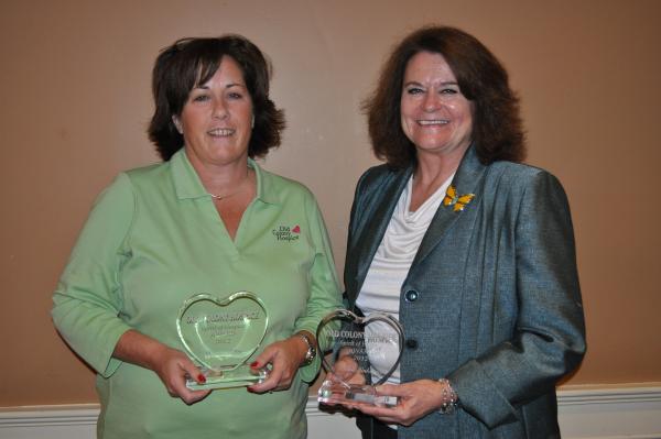 Spirit of Hospice Award Winners, 2012