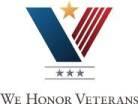 We Honor Veterans Level 3