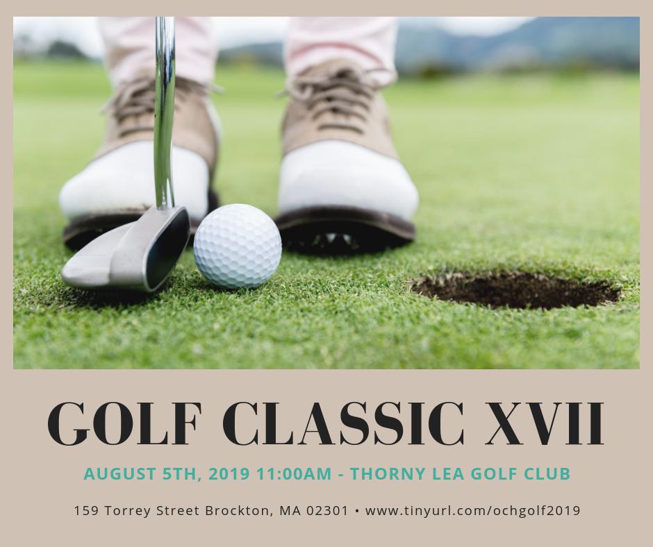 Golf Classic XVII Ad