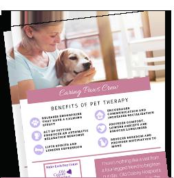 Pet Therapy Program