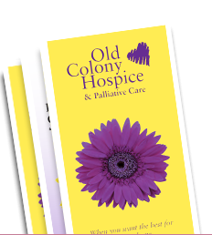 Old Colony Hospice Brochure