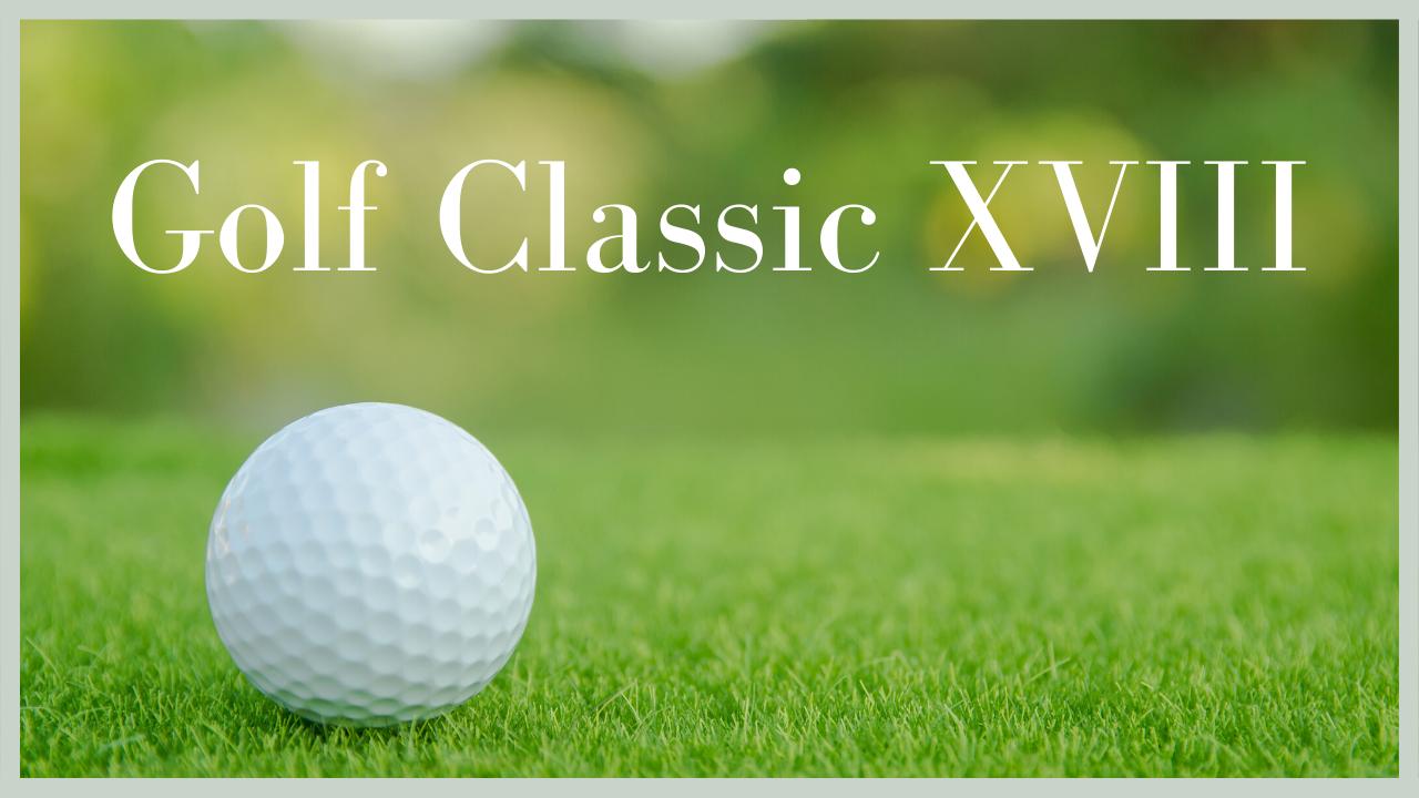 Golf Classic XVIII